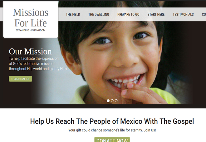 Missions For Life